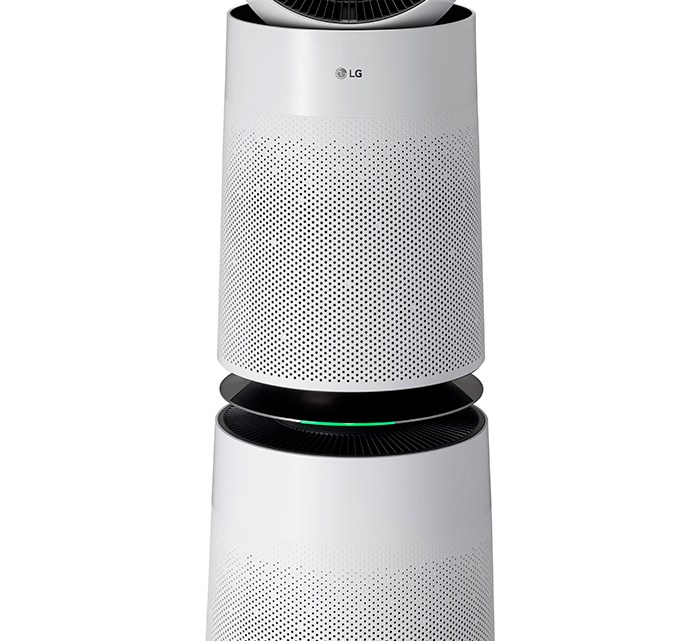 Review of LG PuriCare 360° Airpurifier (Model – AS95)