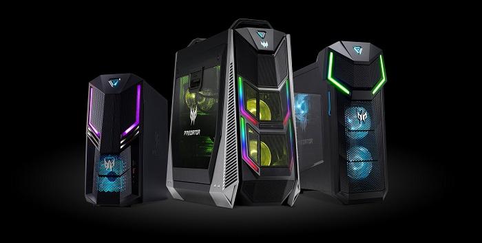Acer Predator Orion Desktop Family