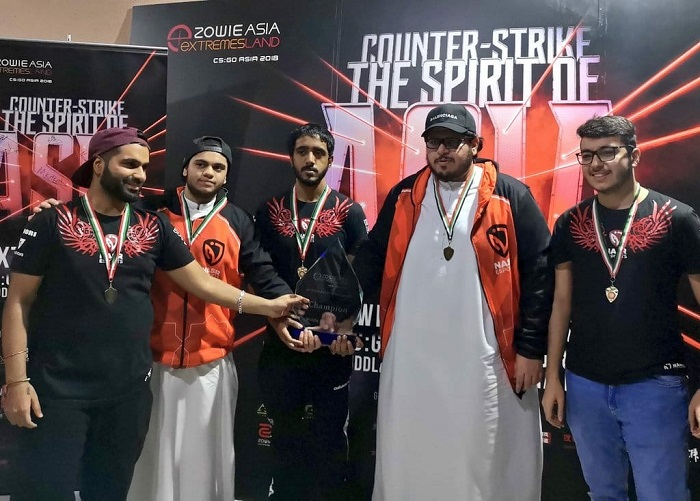 eXTREMELAND CS:GO 2018 gets its Middle East qualifiers