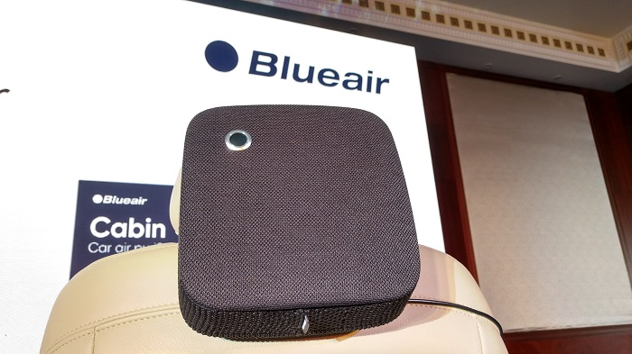 Blueair Introduces Cabin Car Air Purifiers For UAE Market