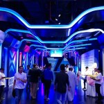 Honor 8x_Smartphone event- branded hallway