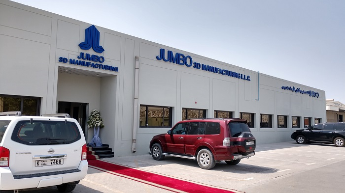 Jumbo Group launches the first 3D FARM in the Middle East