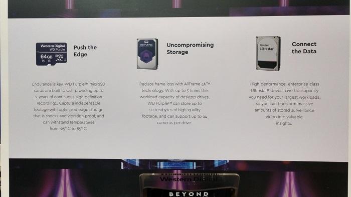 The Beyond Surveillance Purple drives_&_microSD card