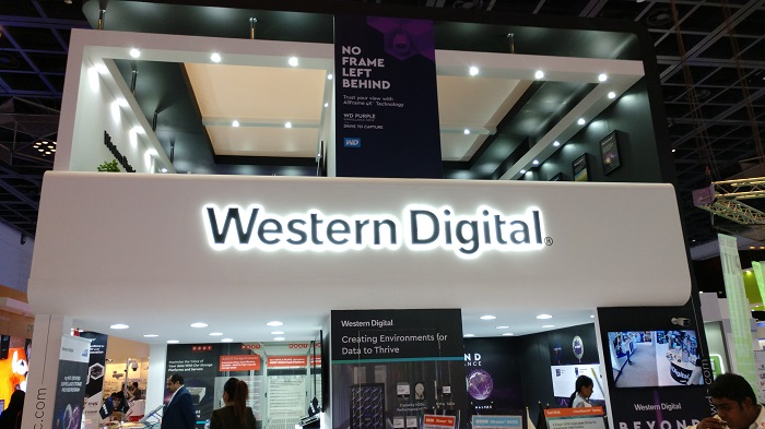 Western Digital at GITEX TECH Week - 2018