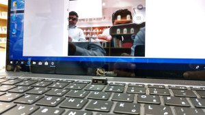 MateBook_pro_camera_placed_in_the_keyboard