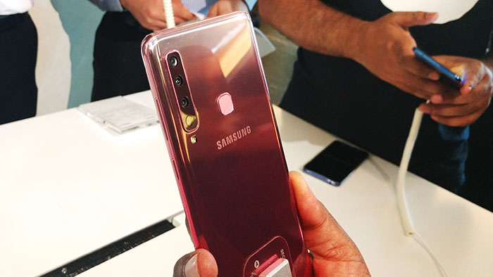 Samsung officially introduces the Galaxy A9 (2018) – Quad Camera Smartphone for UAE