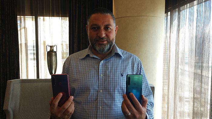 Tarek Sabbagh, Head of IT & Mobile (IM) Division at Samsung Gulf Electronics