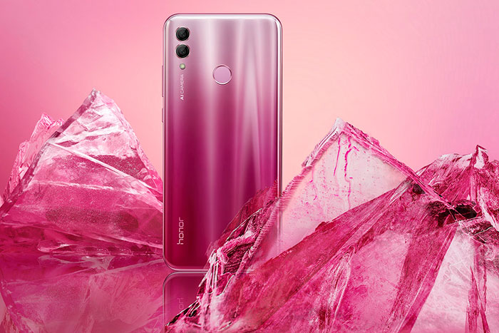 HONOR10Lite_Shiny_Red_Smartphone