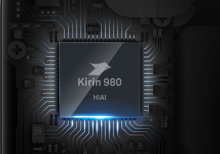 Huawei Mate 20 X-Kirin 980 with GPU Turbo 2.0