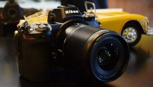 Nikon-Z6_Mirrorless_Camera_left_view