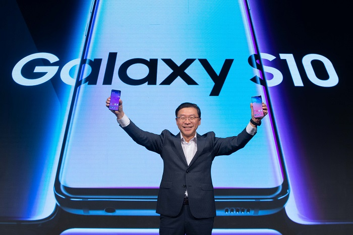 Chung Lyong Lee_President of Samsung Gulf Electronics