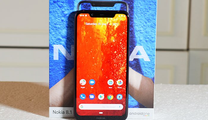 "Review of Nokia 8.1 smartphone- "" Mid- range smartphone with Hi-End features"""