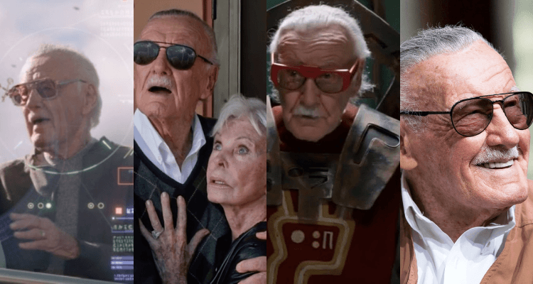 The famous Late Stan Lee