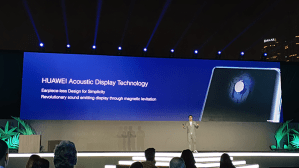 Huawei-Acoustic-Display-Technology