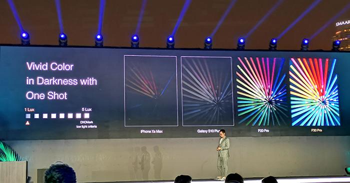 Huawei-P30 Pro-Low-light-Shot-Comparison