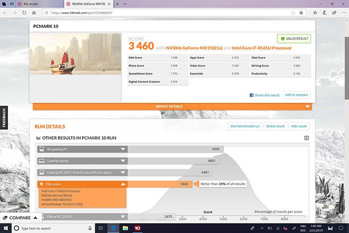 Huawei_MateBook_13-PC-Mark10_overall_score