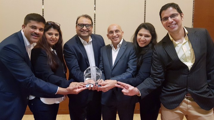 Blueair Wins 'Superbrands' Award in the UAE