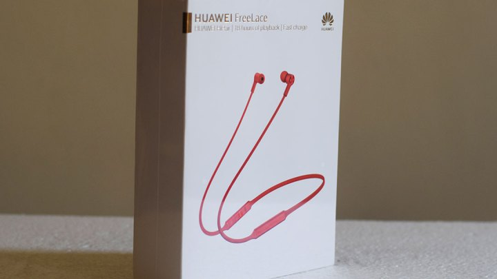 Review of Huawei FreeLace EarPhones (HeadPhones)