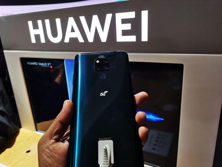 Huawei_Mate 20X 5G Smartphone
