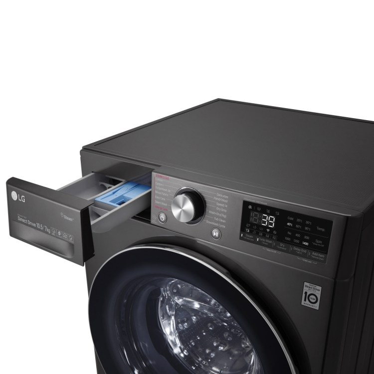 LG Front Loader Washing Machine with AI Direct Drive (1)