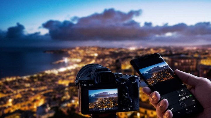 "Sony announced the release of a new ""Imaging Edge™"" mobile application for Sony Cameras in the UAE"