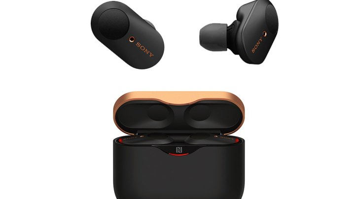Sony's 1000X Series Unveils New Wireless (Earbud) Headphones – the WF-1000XM3