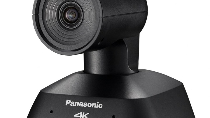 Panasonic Launches Ultra-Wide Angle 4K PTZ Camera for the Professional AV Market