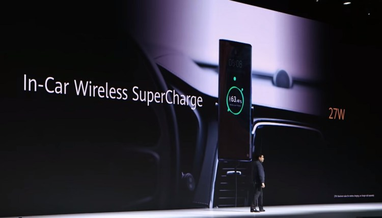 Huawei In-car Wireless SuperCharge