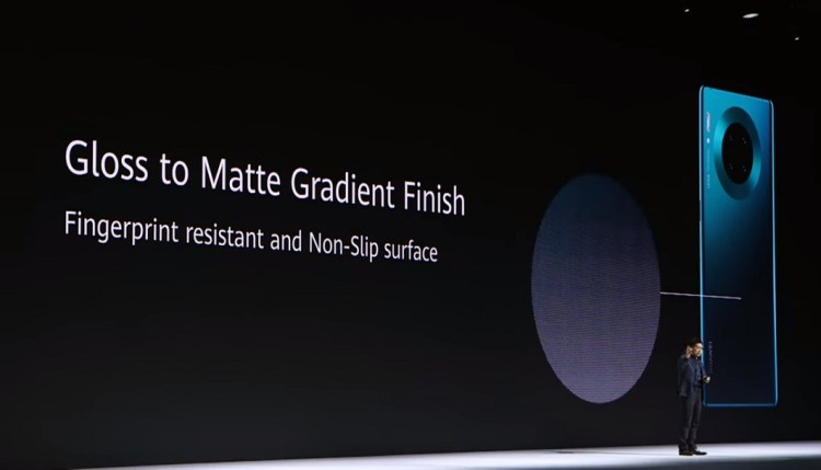 Huawei Mate 30_Series- Gloss to Matte Gradient_finish