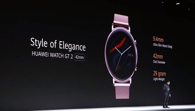 Huawei Watch GT2-42mm