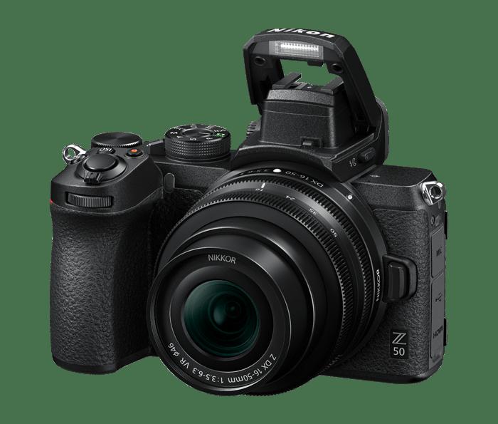 Nikon launches Z50 Mirrorless camera and NIKKOR Z DX 16-50mm f/3.5-6.3 VR and NIKKOR Z DX 50-250mm f/4.5-6.3 VR lenses