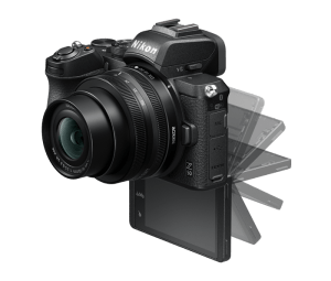 Nikon-Z50-Movable Screen