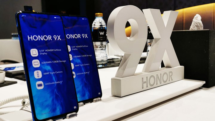 Honor MEA Launched the Honor 9X smartphone with 48MP Triple Cameras with FullView Display for UAE Market
