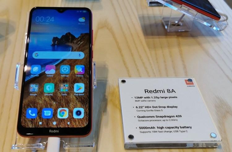 Xiaomi Launches Redmi Note 8 Pro 64mp Camera Mid Range