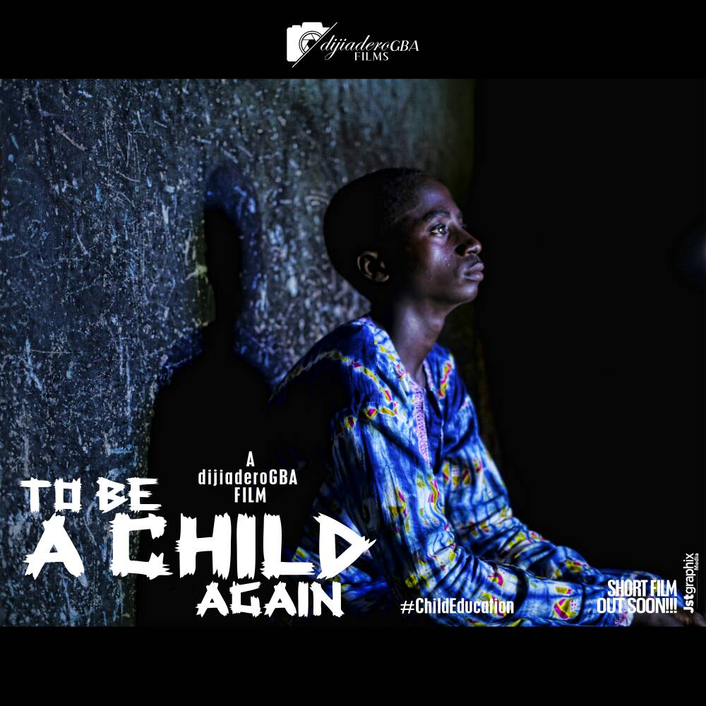 Image result for To be a Child Again by Diji Aderogba