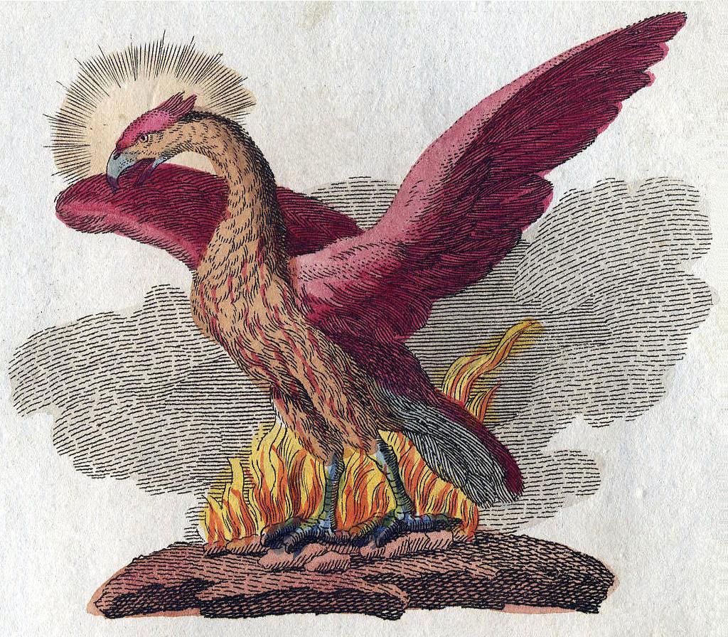 Phoenix Fabelwesen