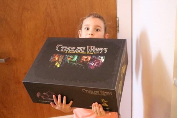 Cthulhu Wars juego de mesa