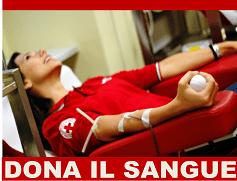 dona il sangue