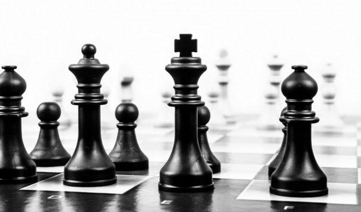 Bild: Strategie-Probleme / strategy problems