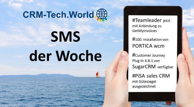 Bild: CRM-Tech.World-SMS der Woche