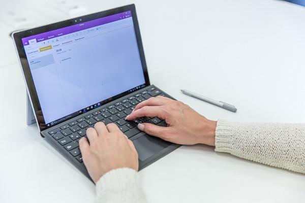 E-Mail-Flut / technical skills