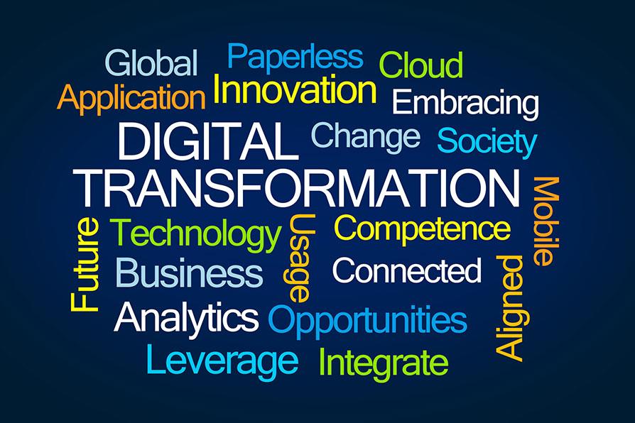 Digitalen Transformation
