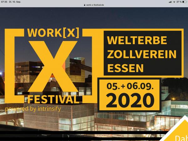 Einführung / WorkX