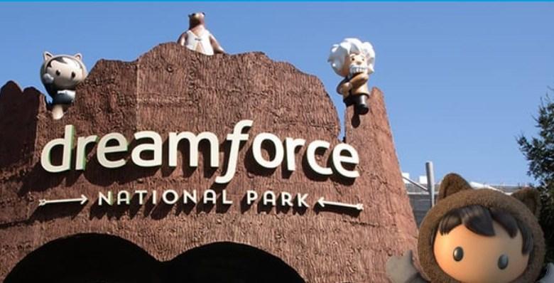 Salesforce dreamforce 2019
