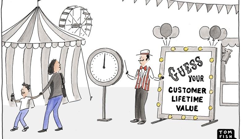 Tom Fishburne Customer Lifetime Value Kundenwert