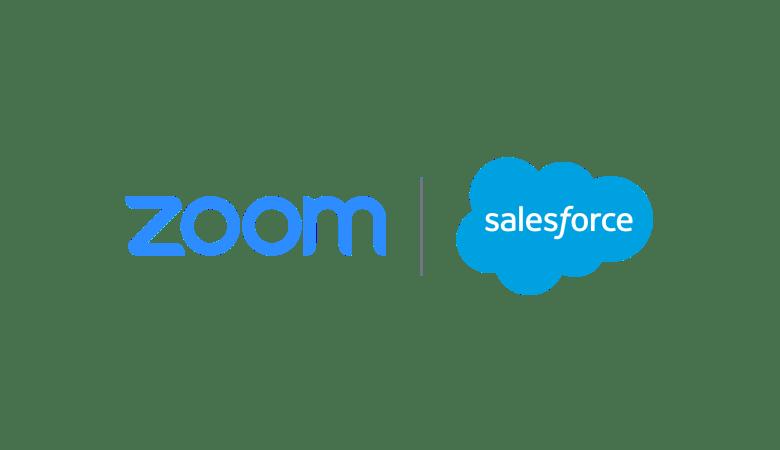 Zoom Salesforce Logo