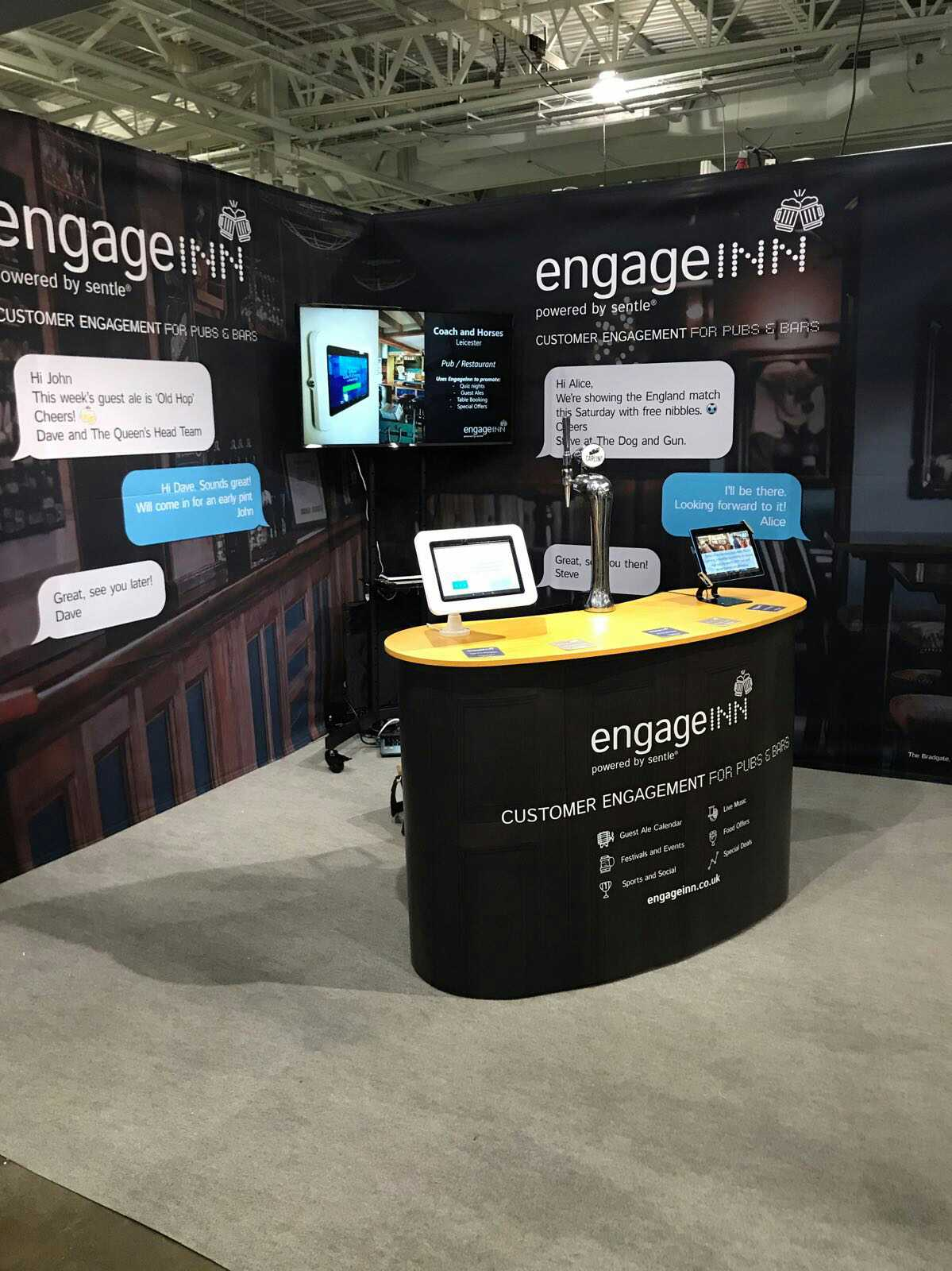 EngageInn Display