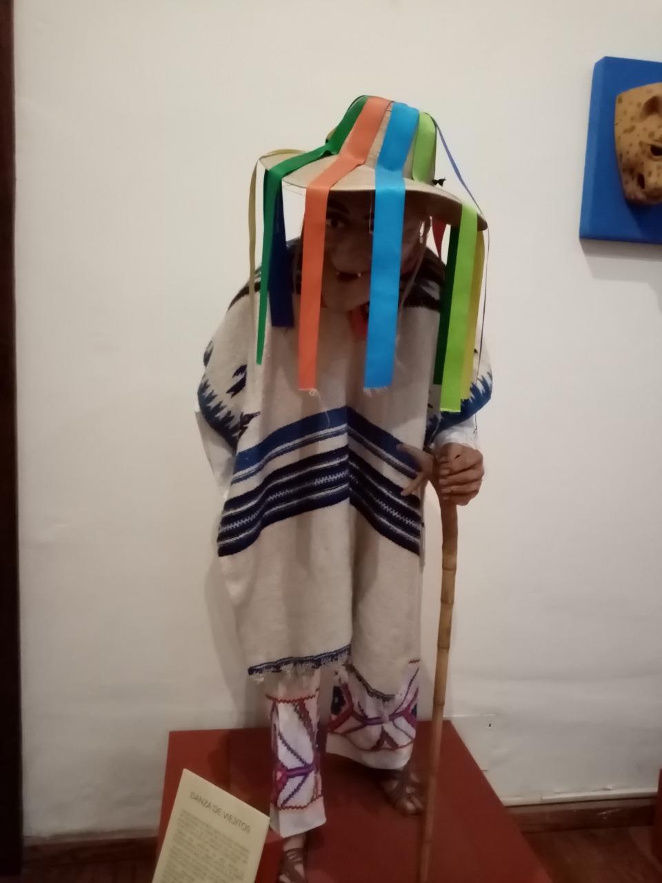 La Secretaría de Cultura de San Luis Potosí, invita al público a visitar de forma virtual el Museo Nacional de la Máscara y conocer cada una de sus salas