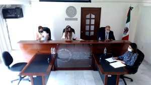 El Tribunal Electoral del Estado de San Luis Potosí desechó por improcedencia la impugnación de la elección municipal de la capital potosina