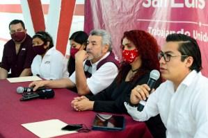 Se llevó a cabo la presentación de la bancada del Partido Morena dentro de la próxima legislatura del Congreso del Estado